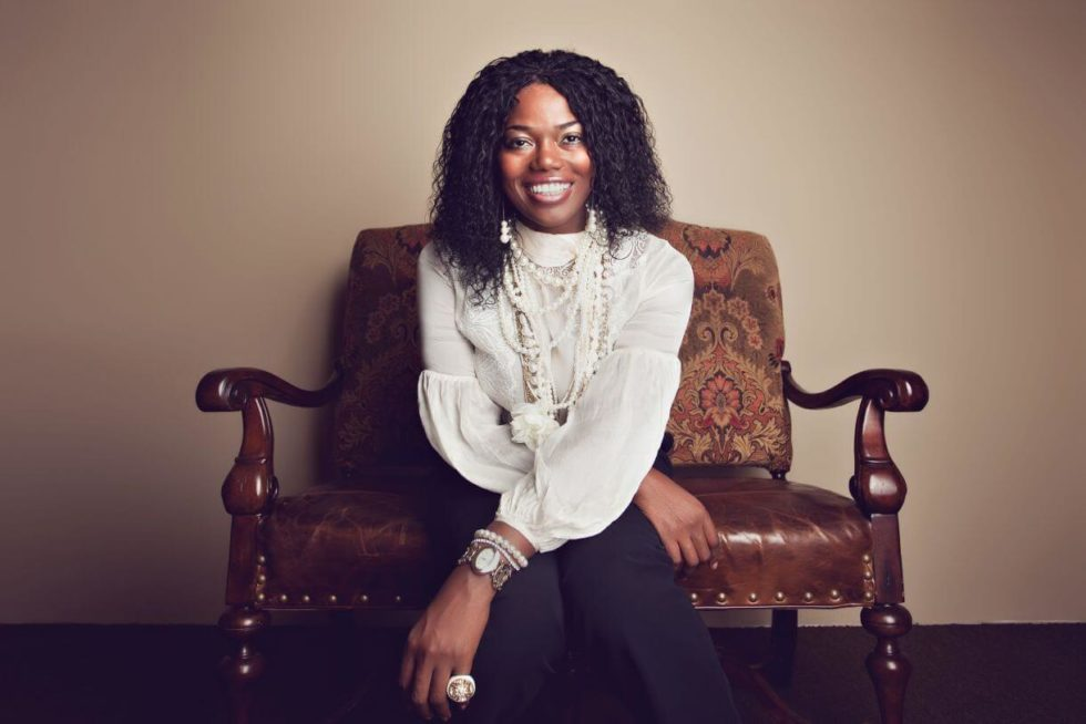 Mary Spio, Founder and CEO of Ceek VR