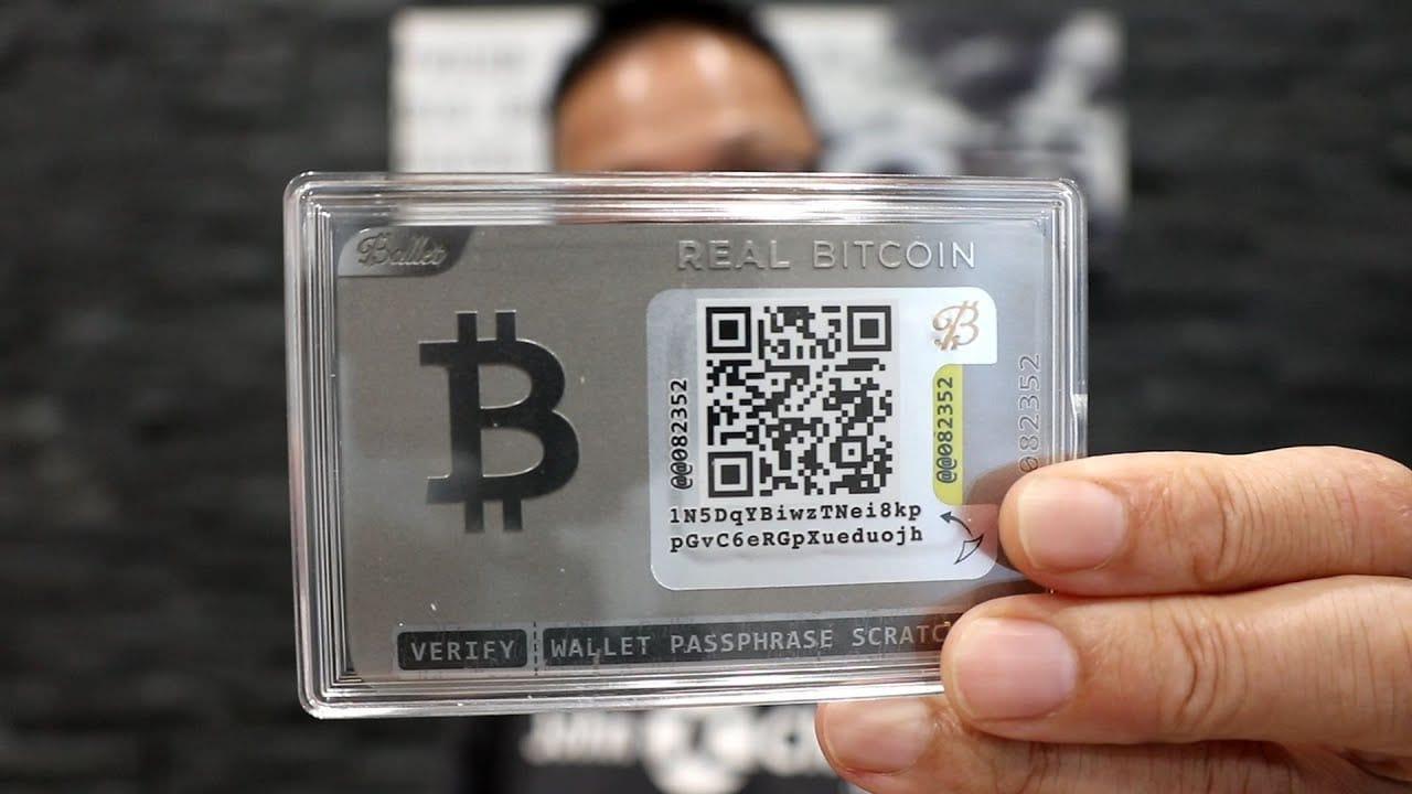 Bobby Lee's Bitcoin Wallet Ballet