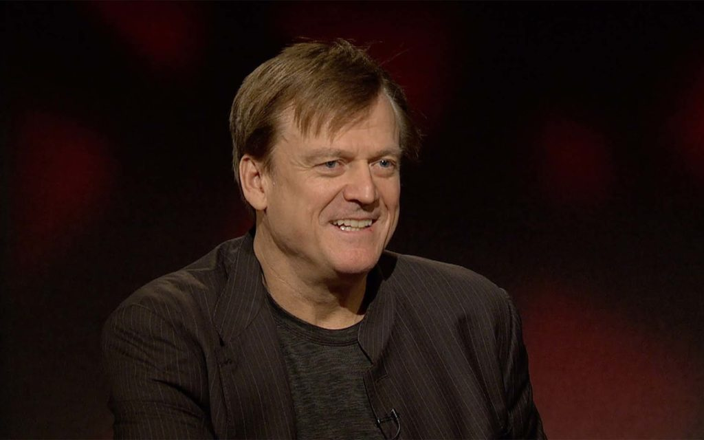 Overstock CEO Patrick Byrne - It's About Time The World Switches to Real Money Either Bitcoin or Gold