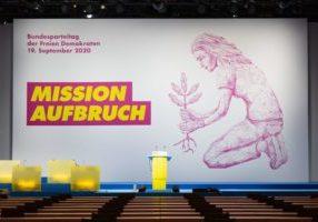 FDP veröffentlicht Krypto-freundliches Wahlprogramm