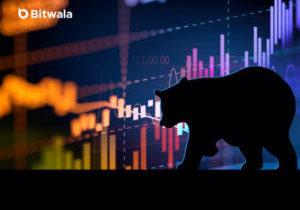 Krypto-Marktbetrachtung: Bitcoin-Kurs gefangen im Abwärtstrend