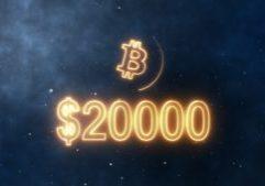 Wann fällt die 20.000 US-Dollar-Marke?